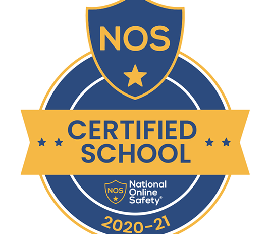 National Online Safety Certified School Accreditation