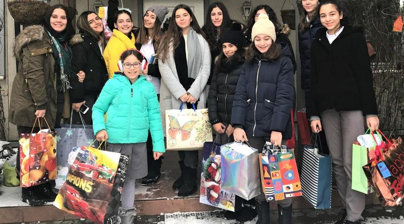 Gifts for The Door Foundation orphanage